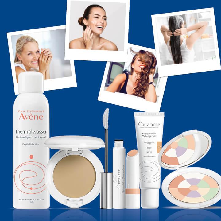 Kosmetikaktion